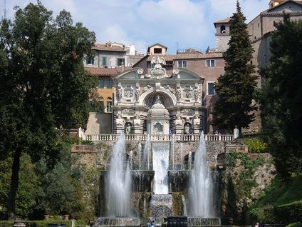 Villa d'Este a Tivoli (RM)