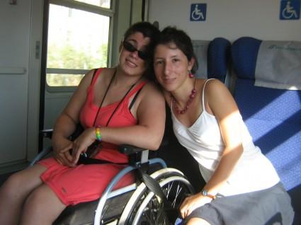 posto riservato disabili treno