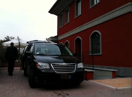 auto navetta hotel silver milano
