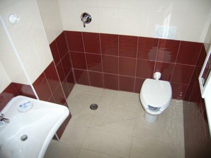 bagno accessibile hotel metro a roma