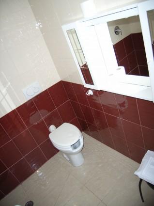 bagno accessibile hotel