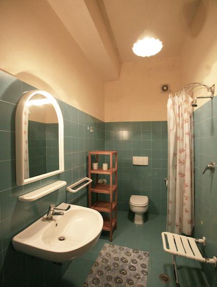 bagno accessibile agriturismo