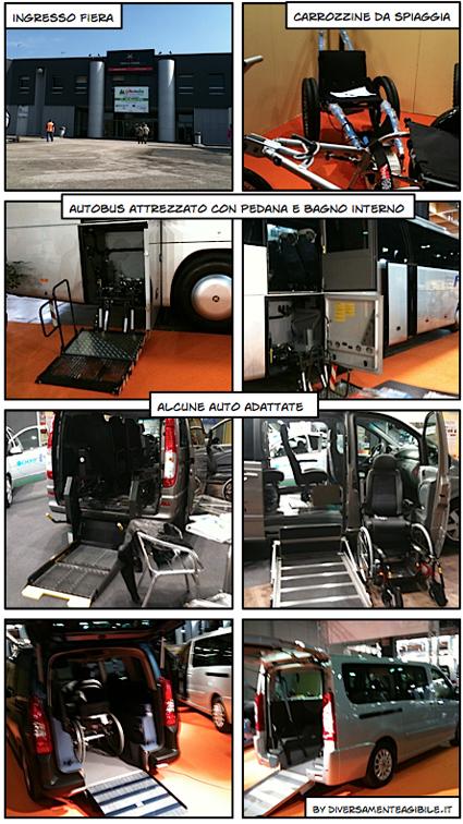 auto adattate a disabili