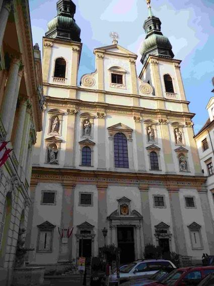 foto chiesa vienna