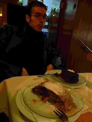 riccardo e la torta