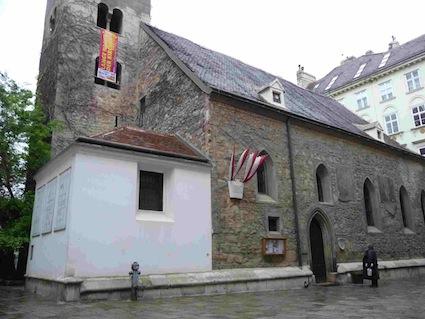 chiesa di S. Ruperto Vienna