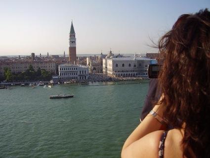 foto dalla nave