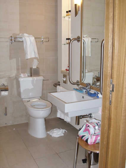foto bagno londra