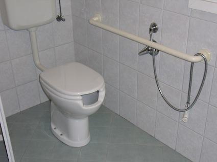 Mobili bagno per disabili design casa creativa e mobili for Piani casa accessibili per disabili