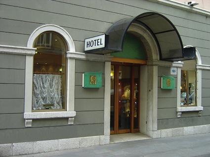 Entrata esterna Hotel