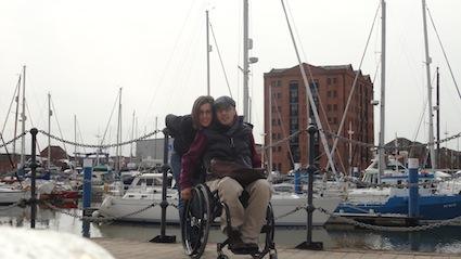 amore e disabili