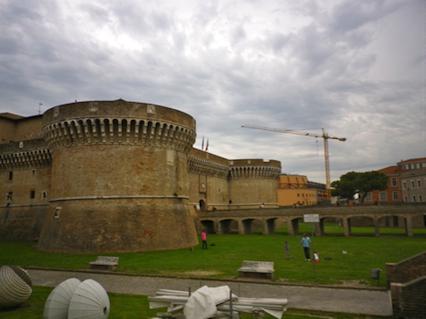 Rocca e Giardino
