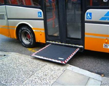 autobus disabili