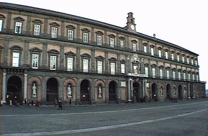 Facciata Palazzo Reale