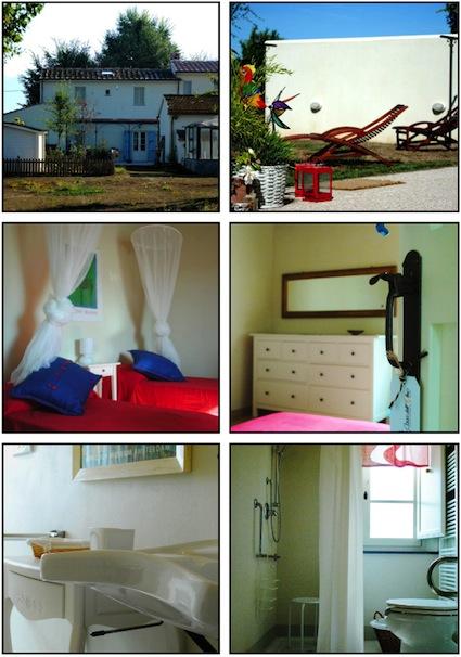 foto camere ed esterno