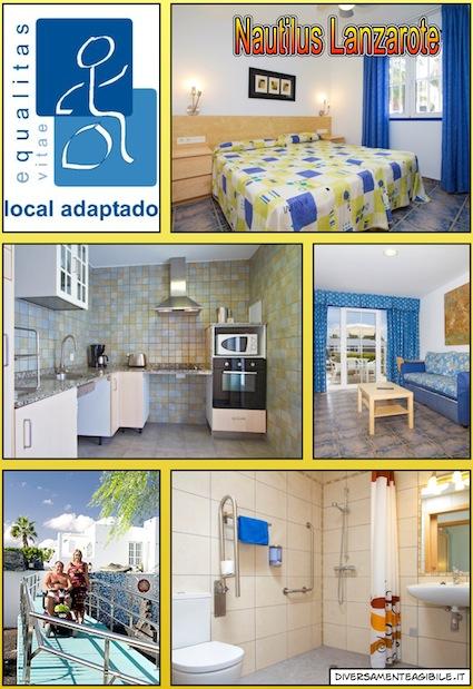 Foto Appartamenti Nautilus Lanzarote