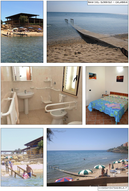 Residence in Calabria Accessibile a disabili