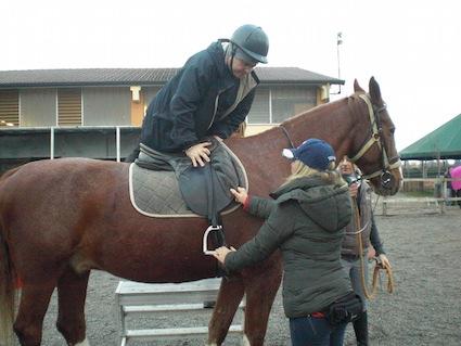 disabili a cavallo