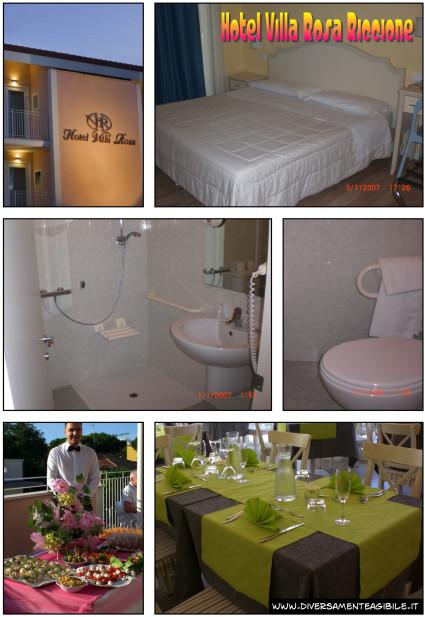 hotel villa rosa riccione