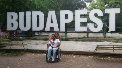 budapest accessibile a disabili
