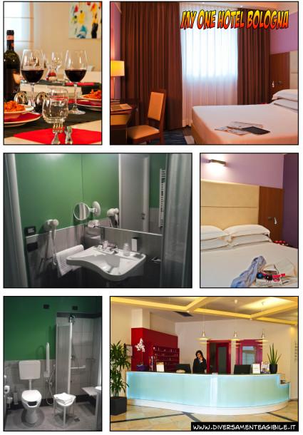 foto my one hotel bologna